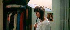 Une Femme est Une Femme (Jean-Luc Godard, 1961)// pigtails! and great scene.