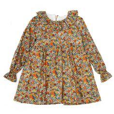 Mihura girl dress