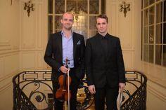 El dúo Lebhardt- Baker brindó un notable concierto en Tigre