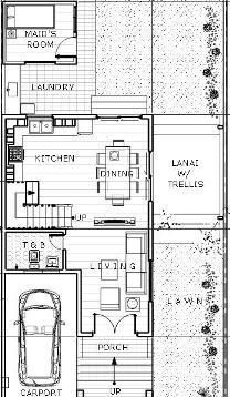 3 Storey w/ Roofdeck - House Designer and Builder Modern Filipino House, Pacific Homes, Construction Contract, Maids Room, Home Design Plans, Architecture Plan, House Floor Plans, Minimalist Design, House Design