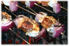 Appetizer Recipes for a Crowd RECIPES | Chorizo sausage and shrimp ...