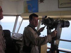 Cory J. Smith DC 2 US Navy  On a patrol boat in Kuwaiti.
