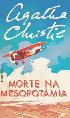 Morte na Mesopotamia – Agatha Christie