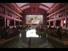 Amazing Life of Pi premier in a French swimming pool! #Pi #boat #premier #film Visit us: www.itchltd.com