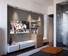 Custom & DIY Minibar Design Inspirations and Ideas for your Mancave Tv In Bedroom, Master Bedroom Design, Modern Bedroom, Master Suite, Bedroom Closets, Bedroom Suites, Bedroom Designs, Dispositions Chambre, Room Interior