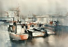 john lovett artist | John Lovett Watercolor