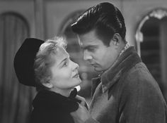 Letter from an Unknown Woman (1948) Directed by Max Ophüls. With Joan Fontaine and Louis Jourdan