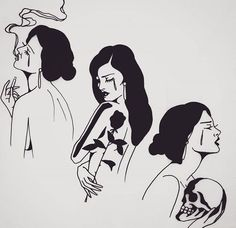 Not even star-crossed, just unlucky 🍑: Photo Dark Art Drawings, Tattoo Drawings, Body Art Tattoos, Aesthetic Tattoo, Aesthetic Art, Dream Catcher Drawing, Drugs Art, Flash Art, Future Tattoos