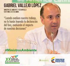Colombia asume la presidencia del XX Foro de Ministros de Medio Ambiente de América Latina y el Caribe - http://verdenoticias.org/index.php/component/content/article/28-noticias/agenda-ambiental/198-colombia-asume-la-presidencia-del-xx-foro-de-ministros-de-medio-ambiente-de-america-latina-y-el-caribe?Itemid=101