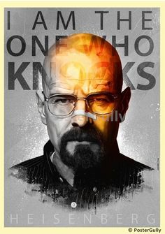 This is a tribute artwork to the most powerful character in Television history, Walter White a.a Heisenberg played by Bryan Cranston in the TV Show Breaking Bad.