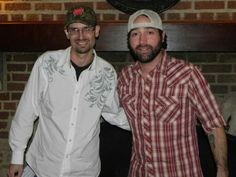 My Meet and Greet with Josh Thompson at The Chandelier Ballroom in Hartford,WI.