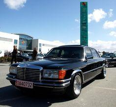 CHARLIE´s W116, 1977 Mercedes Benz 450 SEL