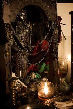 Hekate Shrine.