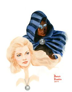 Cloak and Dagger by Paolo Rivera