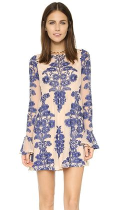 For Love & Lemons Women's Temecula Mini Dress #CoolStuff #BestPrice: $211.00 Grab NOW! @bestbuy9432