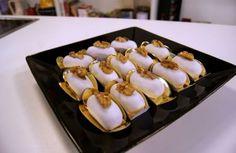 Receitas - Camafeu de Nozes - Chef Janaina Barzanelli - Petiscos.com