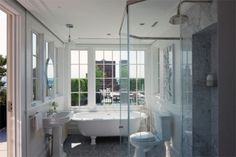West Village Penthouse bathroom