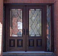 pictures of front double glass doors Customer Type Please