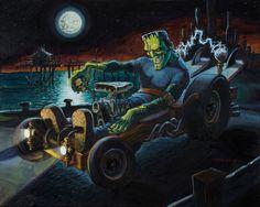 Moonlight Drive by DamianFulton