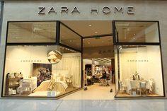 Zara Home : show window