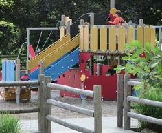 Moms collect favorite playgrounds like they collect recipes. Sometimes they share and sometimes they keep a favorite to themselves. The following playgrounds made our list because there is something special about them, whether it's the view, a creative jungle gym or a stocked sandbox. Greenburgh Nature Center's Discovery Playground, Scarsdale Greenburgh Nature Center's Playground is …