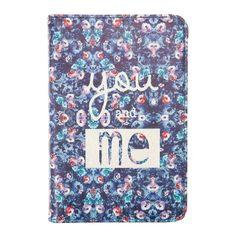 You and Me iPad Case - iPad Mini