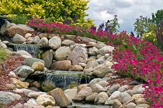 Indian Hill Boulders can be beautiful landscape pieces