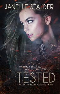 Cover Reveal: Tested (New World #3) by Janelle Stalder