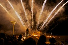 Burning Of The Clocks: A magical procession of brightly lit lanterns to mark the winter solstice culminating in an epic fireball on Brighton beach.