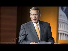Boehner Goes Limp & Other Redacted News Of The Week - YouTube