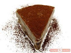 Csokoládés semifreddo