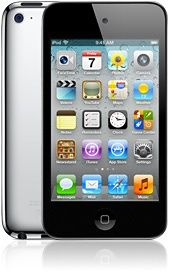 iPod Touch 4G - it took me a long time before I broke down and bought an iPod, but I have to say I absolutely love it