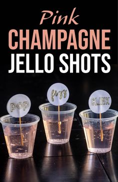 Love this pink champagne jello shots recipe. It's made in cups so it's easy to served and make. Love this pink champagne jello shots recipe. It's made in cups so it's easy to served and make. Cohesive DIY Home Decor Ideas Lemonade Jello Shots, Margarita Jello Shots, Best Jello Shots, Making Jello Shots, Champagne Jello Shots, Cocktail Shots, Pink Champagne, Cocktails, Summer Jello Shots
