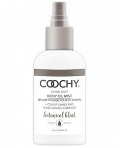 Coochy Body Oil Mist 4oz