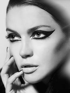 makeup for black and white photography - Google Search