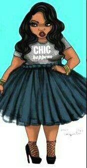 black women curves n combatboots Black Love Art, Black Girl Art, Black Girls Rock, Black Is Beautiful, Black Girl Magic, Art Girl, Plus Size Art, Black Art Pictures, Black Artwork