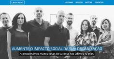 A Logframe é uma empresa de consultoria e formação dedicada ao setor social. Conheça os nossos serviços.