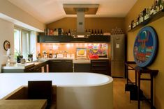 Living Room, Amazing Kitchen Design With Wood Element: House Inspiration ~ Where You Want To Build One ?