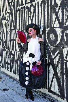 Advanced Style: Older & Wiser by Ari Seth Cohen