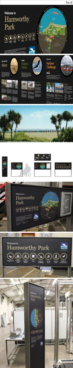 Jack sign system by fwd sign solutions. Bespoke information graphics and map designed for Hamworthy Park in Poole. Our sign system jack is the perfect weather proof solution for such a popular destination. Park Signage, Wayfinding Signage, Map Design, Graphic Design, Sign Solutions, Sign System, Information Graphics, Garden S, Pictogram