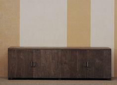 www.livinghome.nl info@livinghome.nl €600,- #kast #tvkast #bruin #hout #interieur