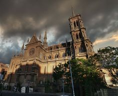 Iglesias, South America, Barcelona Cathedral, Places To Visit, City, Travel, Buenos Aires, Argentina, Cordoba