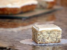 To Die For Banana Cake with Vanilla Bean Frosting - Marc's fave