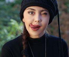 "iranian beauty. ""Iranian fashion | persian beauties"" is published by aroosiman.ir Beautiful Girl In India, Beautiful Blonde Girl, Beautiful Muslim Women, Beautiful Girl Image, Beautiful Hijab, Beautiful Images, Iranian Beauty, Muslim Beauty, Turkish Beauty"