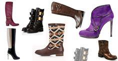 Cizmele Sezonului Toamna-Iarna 2013-2014. Vezi Ce Se Poarta Anul Acesta! Booty, Ankle, Shoes, Fashion, Moda, Swag, Zapatos, Wall Plug, Shoes Outlet