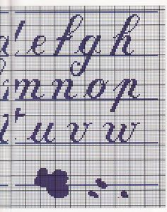 height 13, script, lo