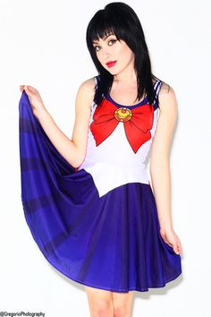 Living Dead Girl - Sailor Moon Dress