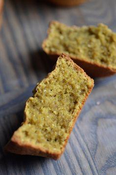 Flourless Pistachio Oatmeal Muffins (Gluten-Free) | Always Order Dessert