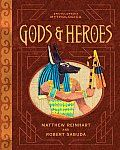 Gods and Heroes by Matthew Reinhart and Robert Sabuda - The pop-up books by these two artists are absolutely incredible. Gods and Heroes are an important part of anyone's classical education.