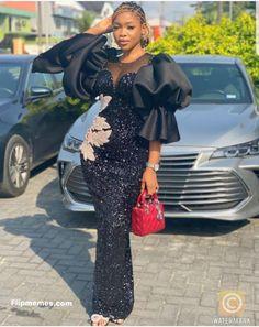African Party Dresses, Short African Dresses, Latest African Fashion Dresses, African Print Dresses, Nigerian Lace Dress, African Print Dress Designs, African Lace Styles, Lace Dress Styles, African Traditional Dresses
